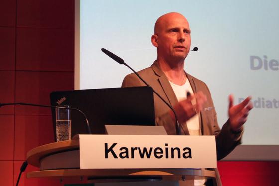 Dietmar Karweina, Erfurt