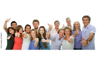 Zufriedene Mitarbeiter leisten mehr!
