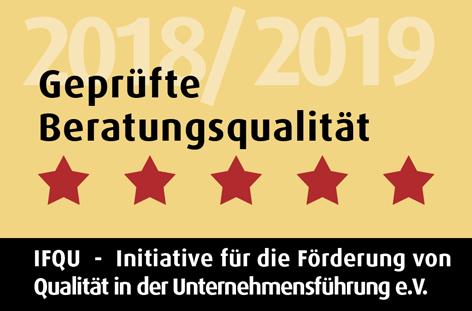 IFQU – Zertifikat