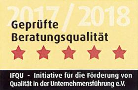 IFQU Zertifikat